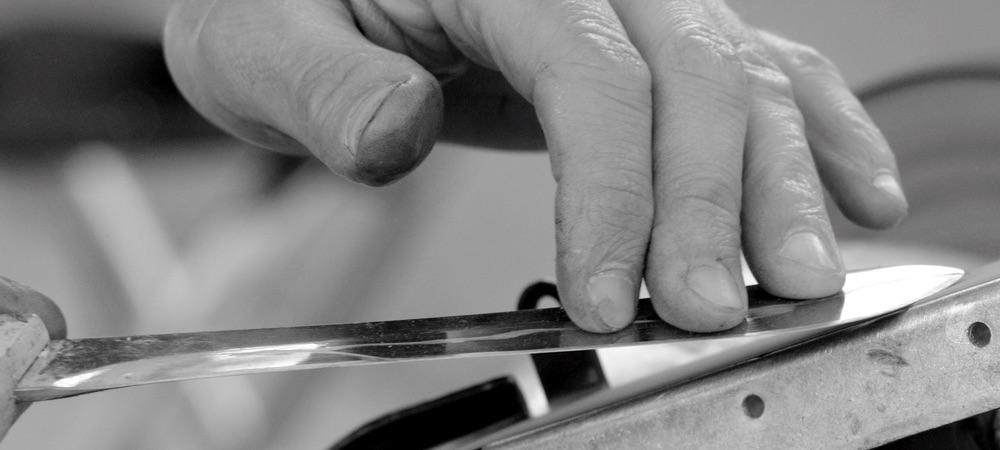 Messerschleifkurs | Messer richtig schärfen